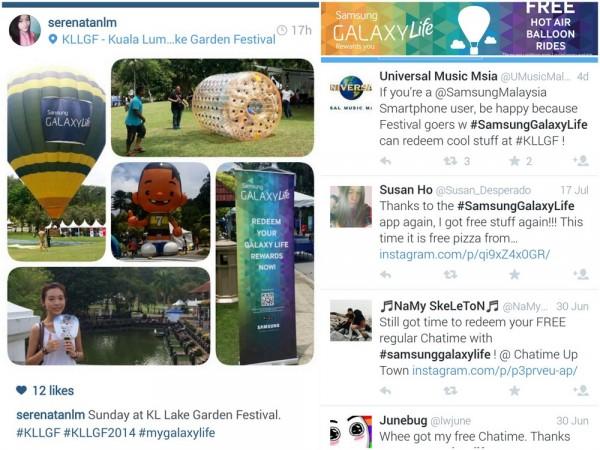 Lake Garden festivals