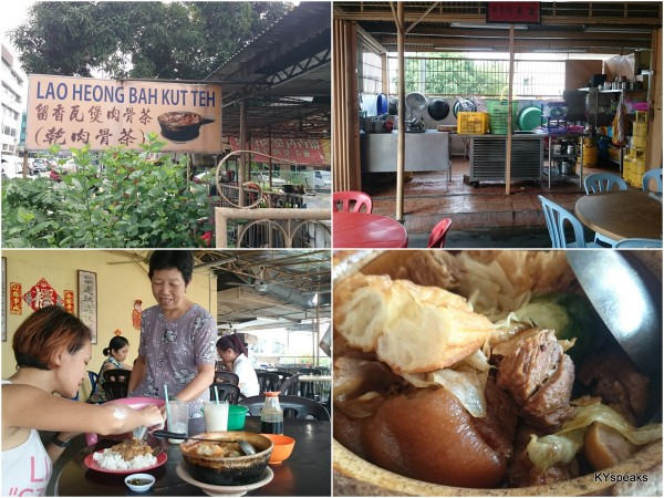 Lao Heong Bak Kut Teh, at the heart of Klang