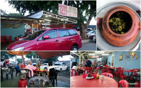 Mo Sang Kor bak kut teh at Pandamaran, Klang