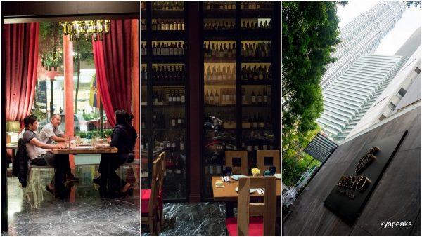 Mosto Wine Bar and Restaurant, One KL