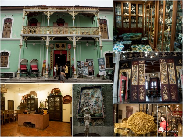 Rumah Peranakan, I've never been to this place even though I'm from Penang