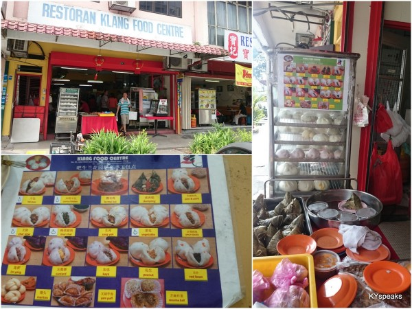 Restoran Klang Food Centre