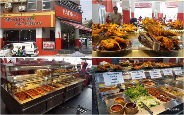 Restoran Termeloh Catering, Wangsa Walk