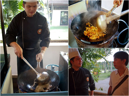 Chef Desmond's char kuih teow, original Penang style