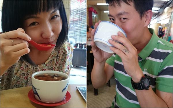 Winnie & KY at Kim Poh, Segambut
