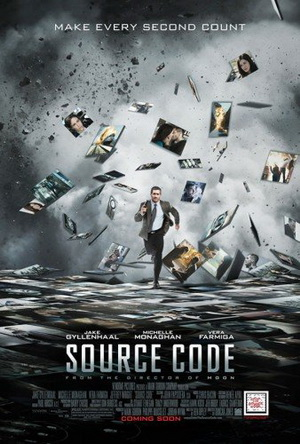 chicago code poster. Source Code movie poster