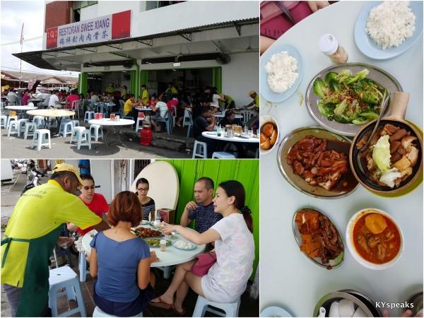 Swee Xiang BKT at Klang Utama
