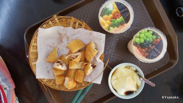 ham chim peng, soya drink, tofufar