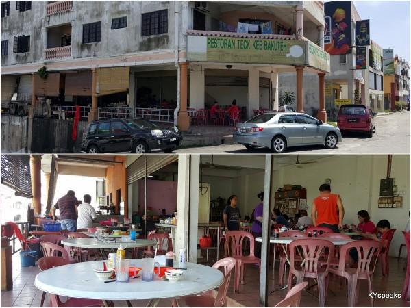 Teck Kee Bak Kut Teh at Subang Permai