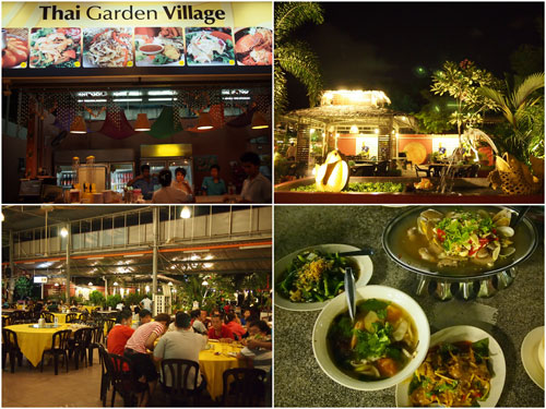 Thai Garden Village at Kepong
