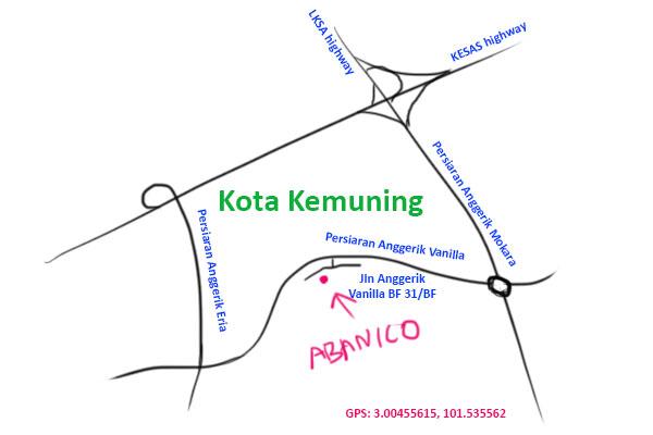 abanico map