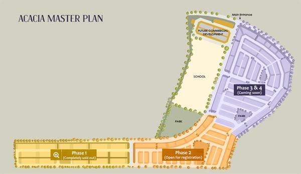 Acacia Park Master Plan