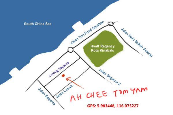 ah chee tomyam map