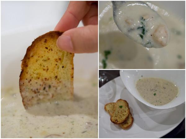 Highlander's Wild Portabella Soup