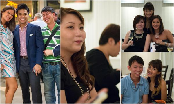 Ciki, Shah, KY, Suan, Eiling, Haze (over 2 visits)
