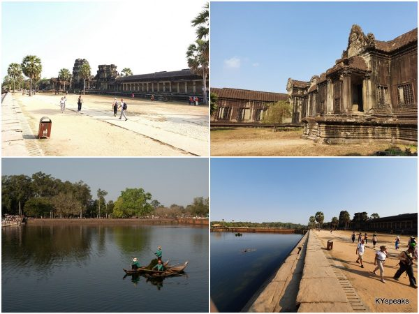 Angkor Wat, since the 12th century
