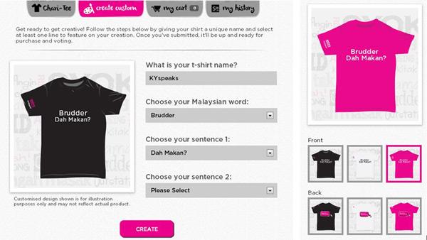 astro #UrMalaysianIsShowing t-shirt design