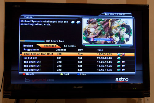 Astro Byond PVR