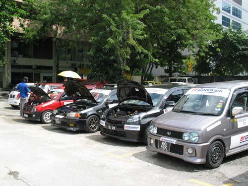 K cars