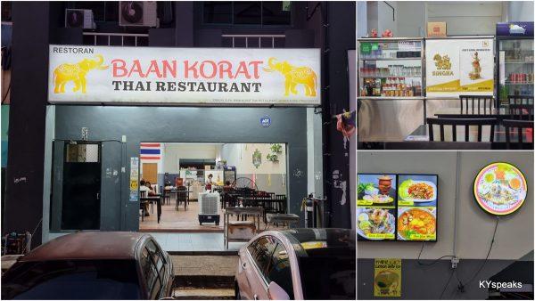 Baan Korat, Bandar Baru Klang