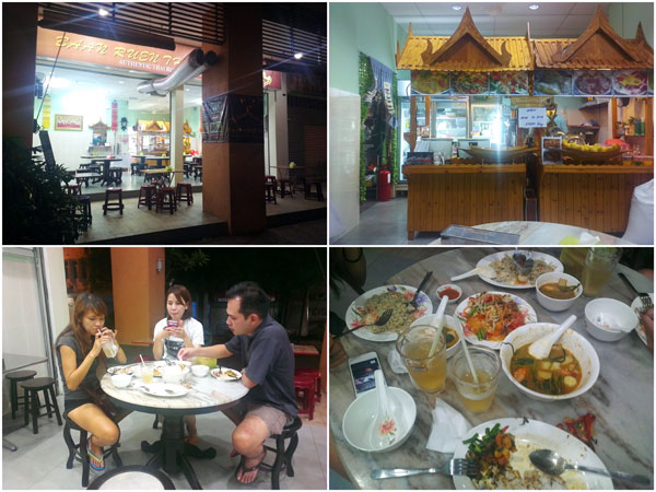 Baan Ruen Thai, no fuss cheap Thai food
