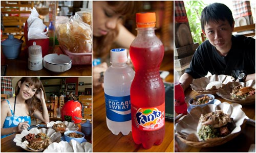 and yes, fanta remains very popular at Bali