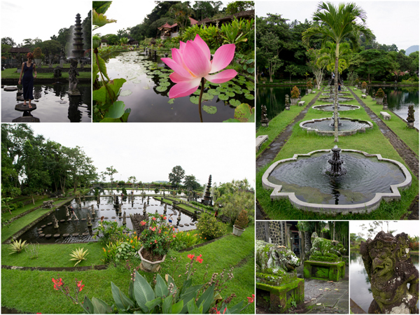 Tirtaganga water palace, just a short drive from Bali Asli