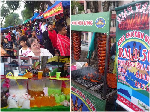 pasar ramadan kelana jaya