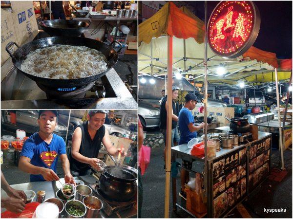 Black Tofu, SS2 Pasar Malam (every Monday)