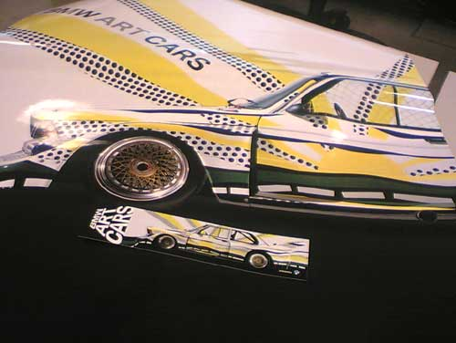 BMW Art Cars, Petronas Gallery, KLCC