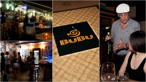 Bubu Restaurant at Tengkat Tong Shin