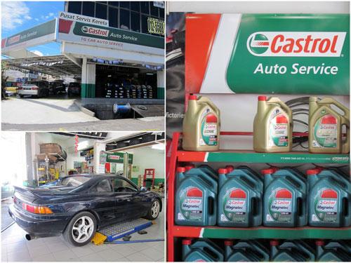 Castrol Auto Service Centre