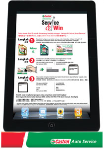 an Ipad 2 to be won every week