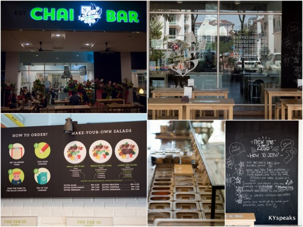 Chai Bar at Oasis Square, Ara Damansara