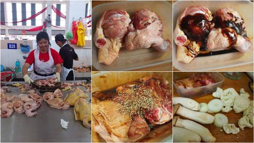 homestyle chicken chop