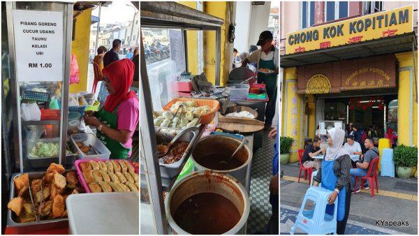 Chong Kok Kopitiam, Klang
