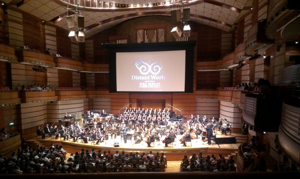 Final Fantasy Distant Worlds at MPO