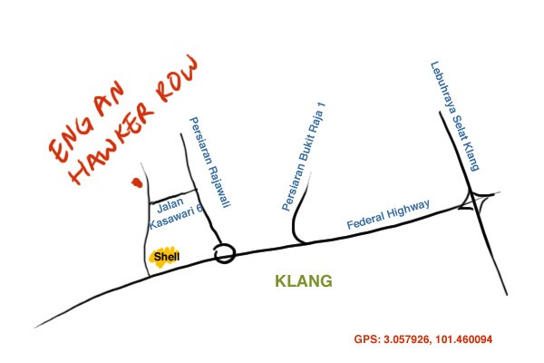 map to Eng An hawker centre