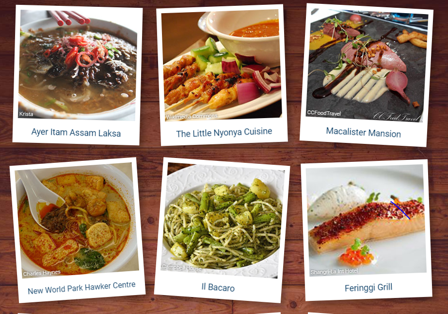 Expedia Penang food guide