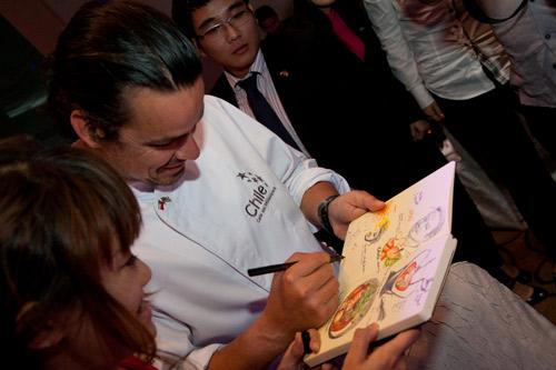 Chilean Chef Carlo von Mühlenbrock & Haze