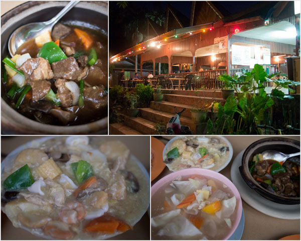 Salang Beach Restaurant - Chinese food (pork free though)