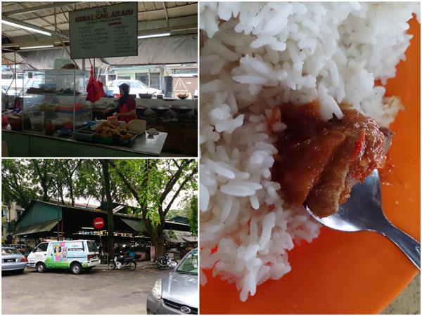 Gerai Cak Anam at Medan Selera behind Fahrenheit 88