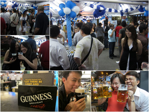 Guinness events are always a blast
