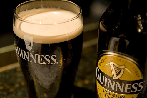 Guinness Black Beer