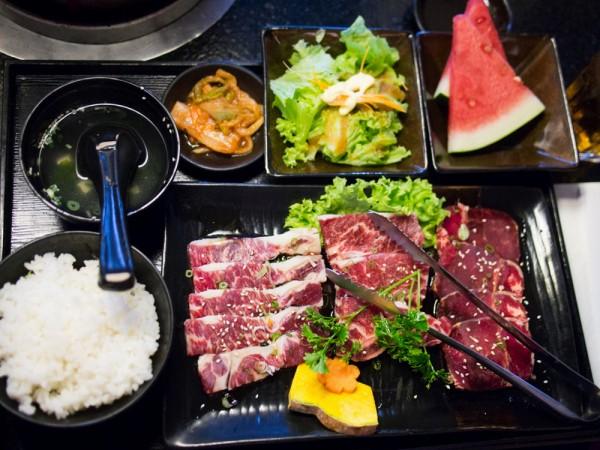 gyukingu beef set, under RM 40