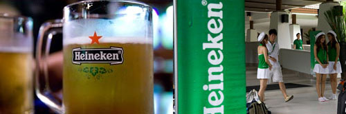 heineken from GAB