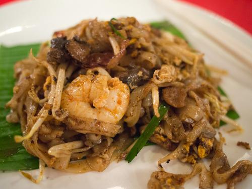 Penang char kuih teow at Lot 10, Hutong (non halal)