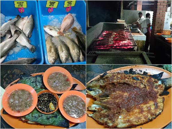 Ikan Bakar Adnan bin Hassan, Kampung Teluk Tempoyak