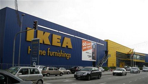 IKEA at Mutiara Damansara, Malaysia
