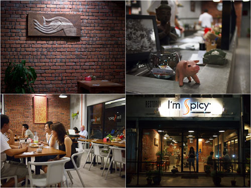 I'm Spicy Thai Restaurant, Seksyen 17